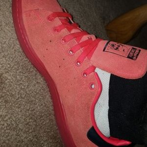 adidas Shoes - Adidas (stan Smith ) addition 11 red clean as %$=/